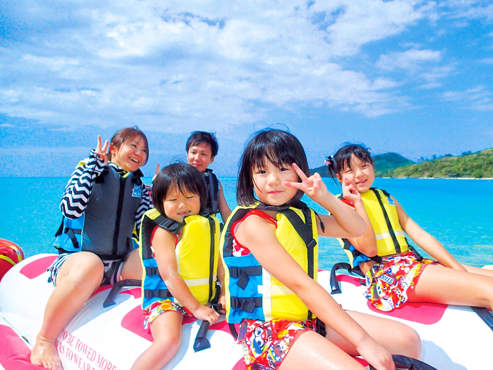 石垣島ウェイクボード